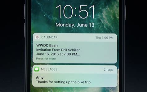 iphone lock screen notifications your iphone s lock screen is getting better widgets