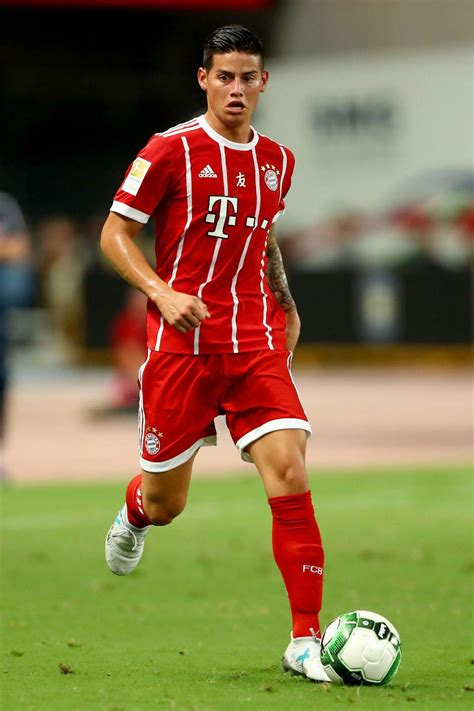 Check out his latest detailed stats including goals, assists, strengths & weaknesses and match ratings. James Rodriguez Bayern Munich Wallpapers - Wallpaper Cave