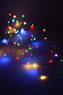 nautical gift bags led fairy lights multi color 20ft 60ct