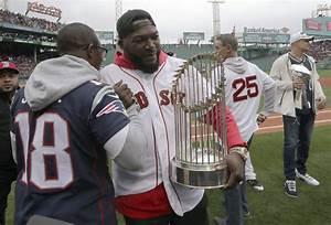 Ailing ex-Boston slugger David Ortiz on his way to Boston