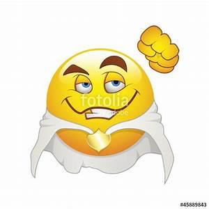 """""""Smiley Emoticons Face Vector - Super Hero"""" fichier ..."""