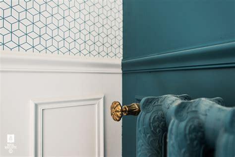 peinture mur de chambre papiers peints de marques inspiration décoration