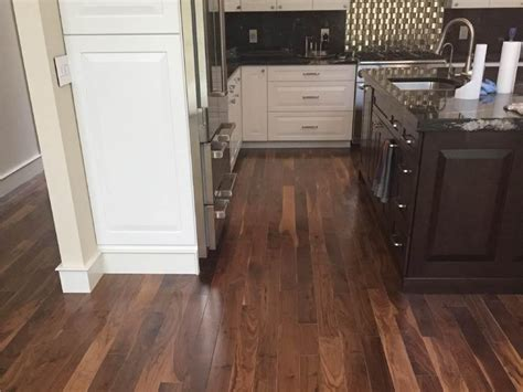 Walnut Hardwood Flooring In Boulder Co  Floor Crafters