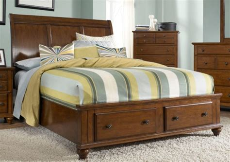 broyhill sleigh bed broyhill furniture hayden place california king storage
