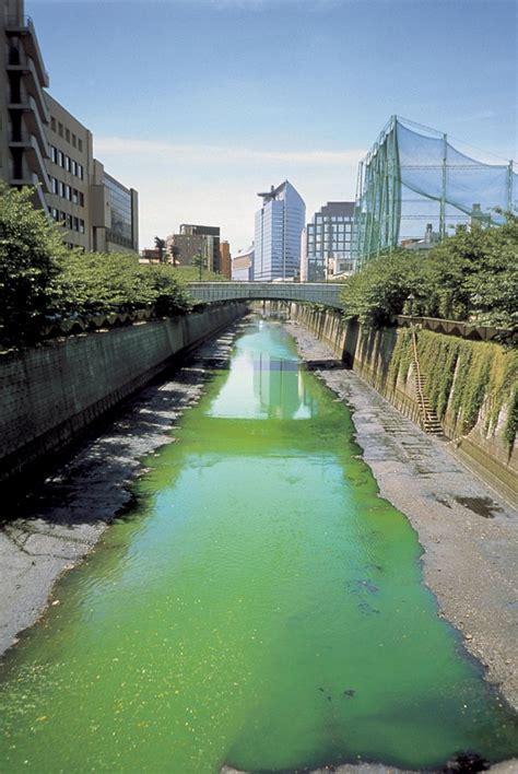 Green river ? Artwork ? Studio Olafur Eliasson