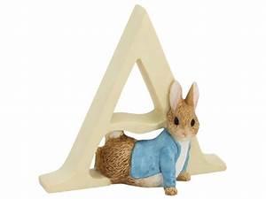 Beatrix Potter - Alphabet Initial A Peter Rabbit Peter's