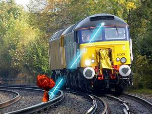 With Laser Railhead Cleaner Your Train Will Never Be Late ...