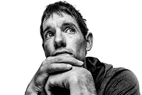 Alex Honnold Reveals The Best Way To Fight Fear Footwear