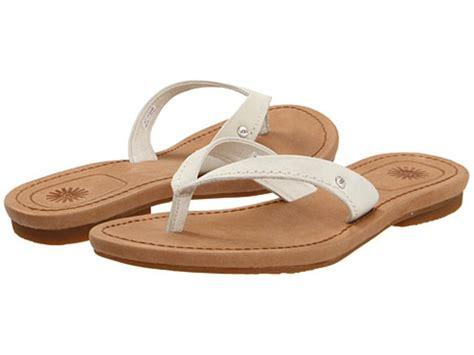 Womens Ugg Australia Elyza Thong Sandals Flip Flops