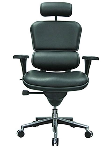eurotech ergohuman le9erg ergonomic executive leather
