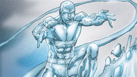 Marvel Gives ICEMAN His Own Series After 50 Years