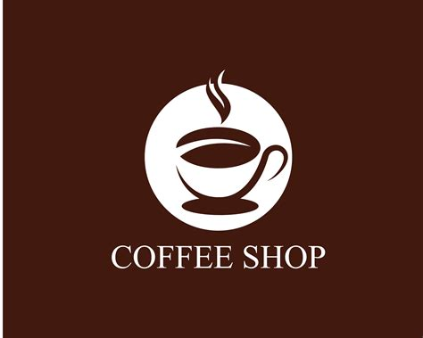 Choose from 3400+ coffee cup graphic resources and download in the form of png, eps, ai or psd. Coffee cup Logo Template - Download Free Vectors, Clipart ...