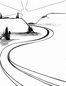 Winding Pathway Clipart (13+)
