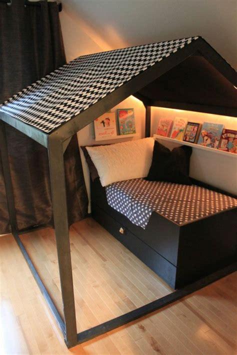 amenagement chambre ado le plus beau lit cabane pour votre enfant