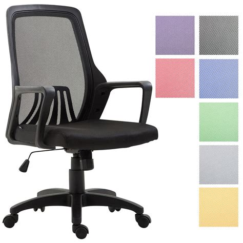 sedia scrivania ergonomica sedia ufficio girevole clever rete scrivania ergonomica