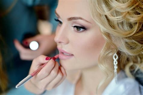 classic hollywood makeup   steal   wedding day