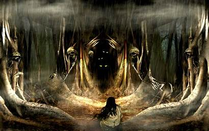 Ghost Wallpapers Horror Dark Scary Eyes Backgrounds