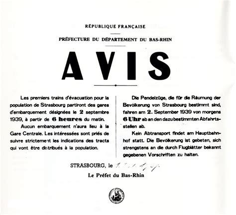 préfecture d 39 alsace et du bas rhin à strasbourg strasbourg en 1939 1945