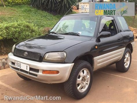 Used Toyota Suv 1995 1995 Toyota Rav4 3 Doors  Rwanda Carmart