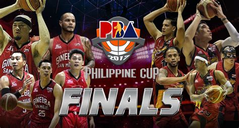 livestream pba philippine cup finals game  san miguel