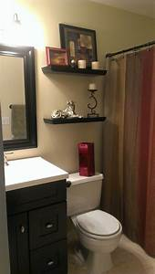 Earth tones small bathrooms and earth on pinterest for Bathroom earth tone color schemes