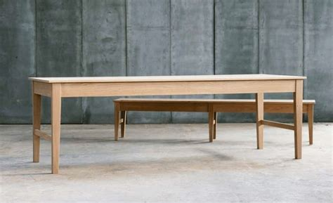 table en bois sur mesure table cuisine sur mesure maison design sphena