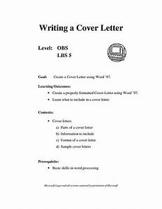 whats cover letter good for resume covering what should With what should a cover letter entail