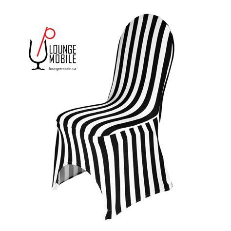 housse de chaise noir housse de chaise lycra ée noir et blanc housses de