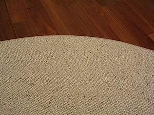Teppich Rund Wolle : natur teppich wolle berber beige rund in 7 gr en teppiche ~ Watch28wear.com Haus und Dekorationen