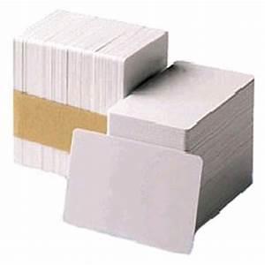 Imprimante Carte Pvc : carte pvc blanche ~ Dallasstarsshop.com Idées de Décoration