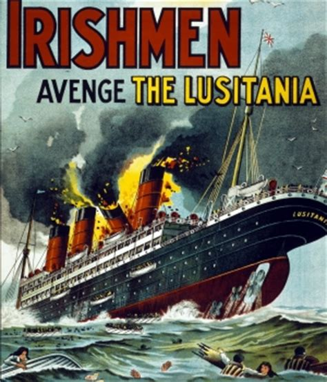 remembering the sinking of rms lusitania history in the
