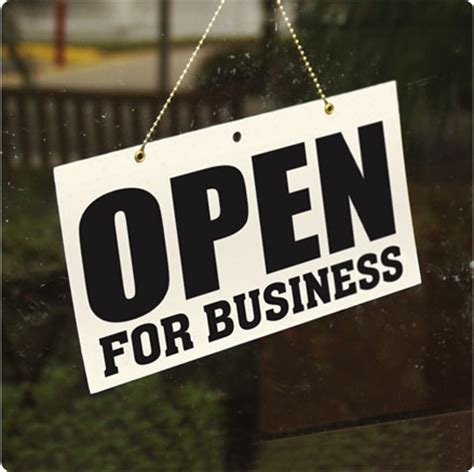 Relationships Matter Now Open For Business, Finally