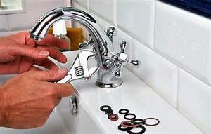 Joint Fibre Ou Caoutchouc : changer un joint de robinet ~ Melissatoandfro.com Idées de Décoration