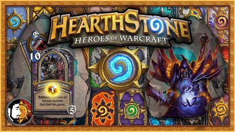Handlock Deck August 2017 by Hearthstone Handlock Deck Guide Epicamazing