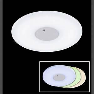 Deckenleuchten Led Mit Fernbedienung : grosse led deckenlampe licht mit fernbedienung regelbar ~ Orissabook.com Haus und Dekorationen