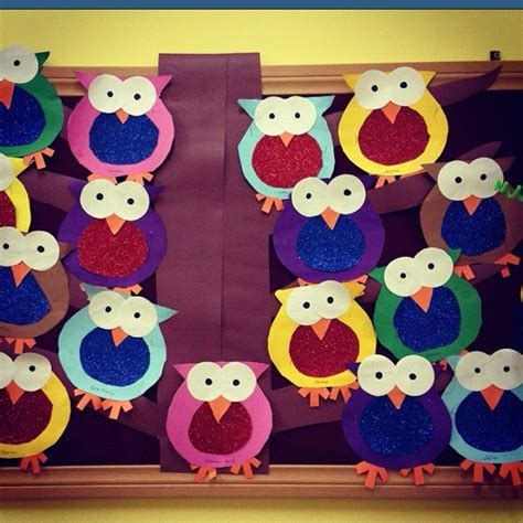 cd owl craft idea for crafts and worksheets for 132 | owl craft idea for kids 1