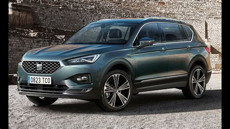 Seater Suvs by 2019 Seat Tarraco New 7 Seater Suv