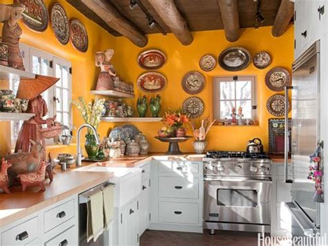 mexican kitchen cabinets best 25 orange kitchen ideas on orange 4109
