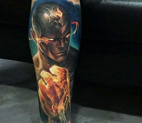 Lee Sin Godfist tattoo by Victor Zetall | Best tattoos | Tattoos, Color tattoo e Sin tattoo