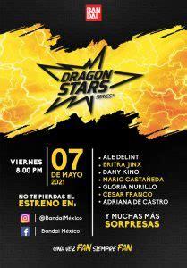 Celebra el día de Goku con Dragon Stars - JJyC