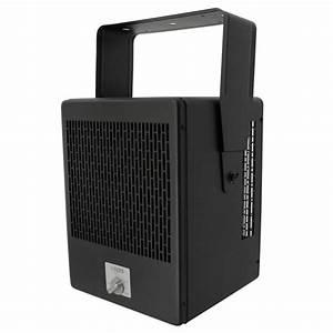King Ekb2450tb 240-volt 5000-watt Garage Heater
