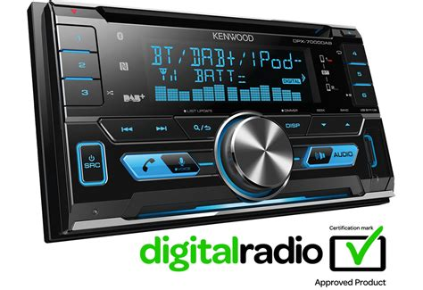 Car Electronics by 2din Car Stereo Dpx 7000dab Features Kenwood Uk