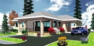 Ghana House Plans – Abrantee House Plan