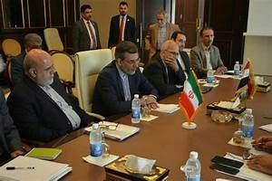 Iran, Iraq hold joint political committee's meeting in ...