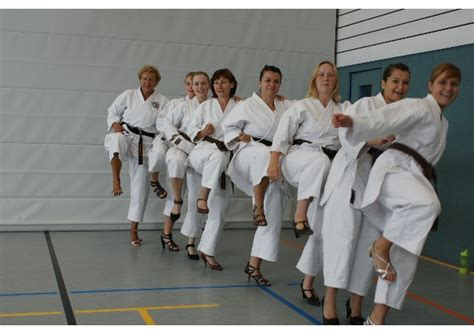 fun emotion shotokan karate