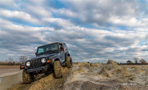 jks jeep wrangler tj suspension review drivingline
