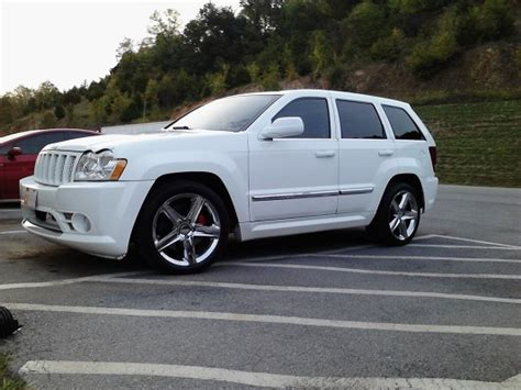2006 jeep grand cherokee custom 2006 jeep grand cherokee srt8 21 000 possible trade