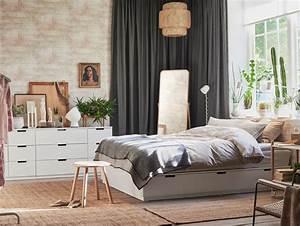 Ikea Lit D Appoint : lit pas cher lits adulte et cadres de lit ikea ikea ~ Teatrodelosmanantiales.com Idées de Décoration