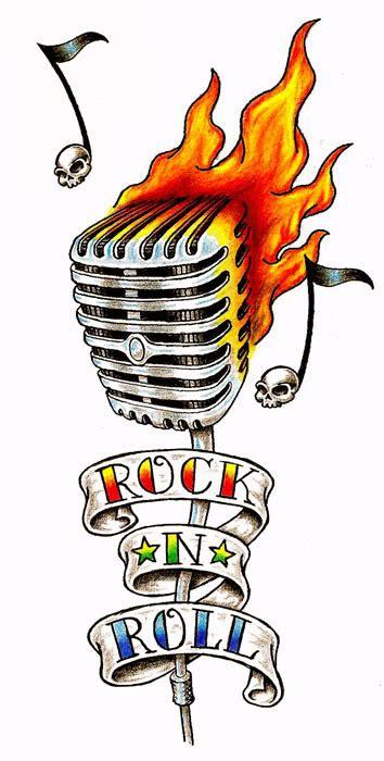 Pegada Rock 'n Roll  100 TÉdio