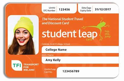 Student Luas Card Leap Students Ticket Tickets